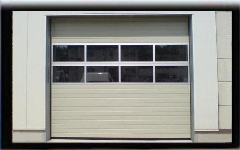 Porte De Garage Porte Sectionnelle Demande De Prix Type Tl